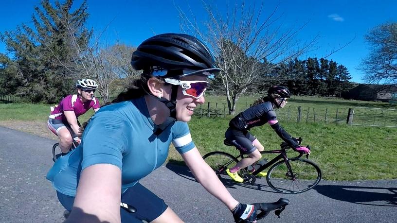 Cycle selfie