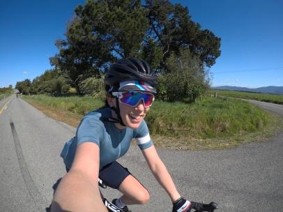 More cycle selfies